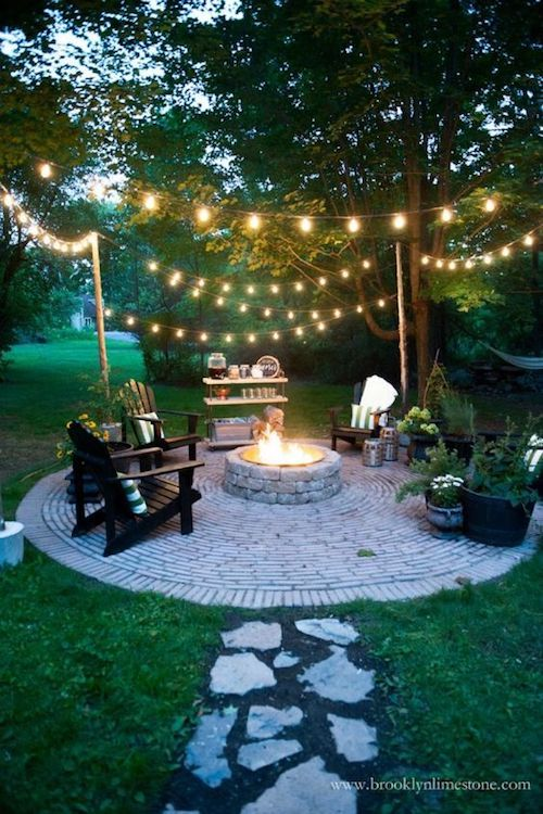 Gorgeous backyard patios area your guests will truly enjoy.