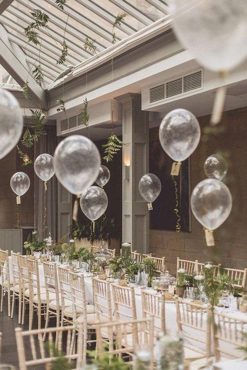37 Stunning Balloon Decoration Ideas Diys For Weddings Page 4 Of 4