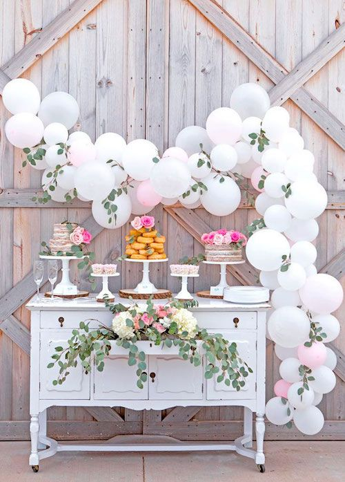 37 Stunning Balloon Decoration Ideas Diys For Weddings Page 2 Of 4
