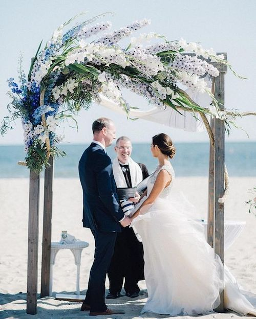 Diy Beach Wedding Arch: 33 Wedding Ceremony Arch Ideas And 7 Incredible Altar DIYs