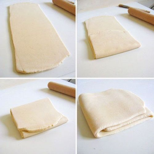 Cómo hacer masa de hojaldre casera fácil y deliciosa.