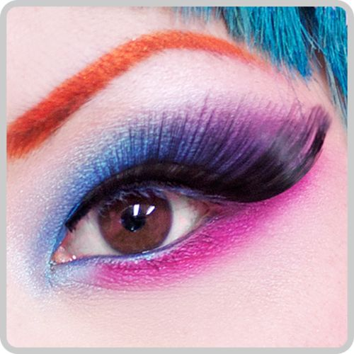 False lashes are the quickest, easiest way to open up your eyes and make them appear infinitely larger.