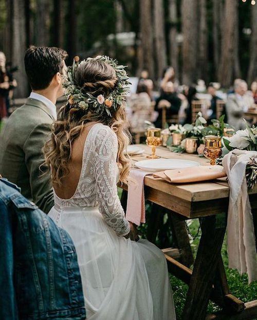 Fabulosas ideas para celebrar una boda íntima.