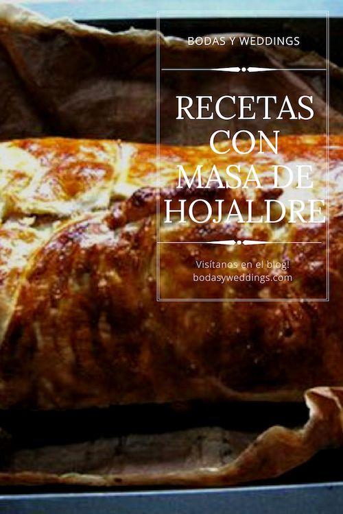 La mejor receta de solomillo de cerdo envuelto en masa de hojaldre.