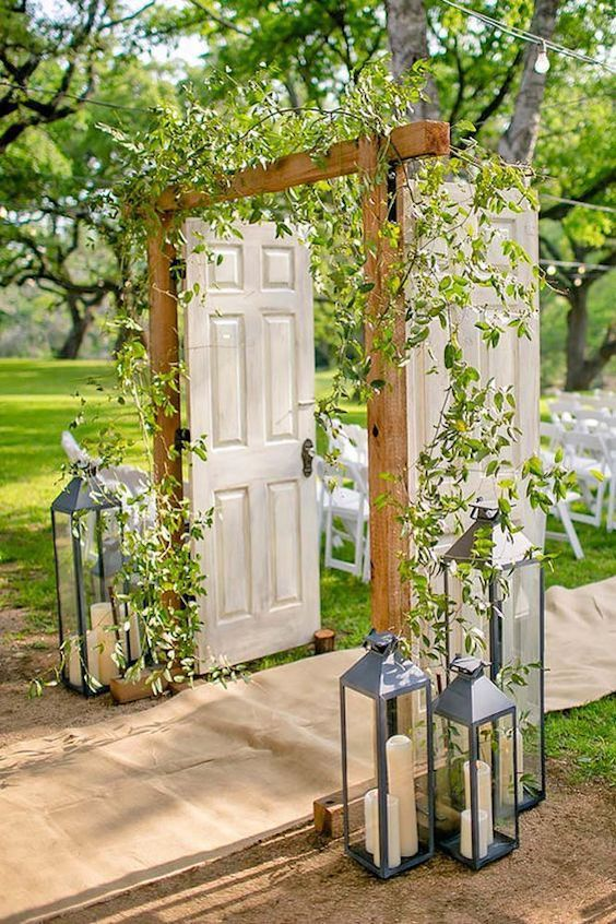 arch wedding decorations 33 wedding ceremony arch ideas and 7 altar diys 1361