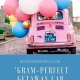 Tie some colorful balloons to the wedding getaway car. It will make for a most Instagrammable moment!