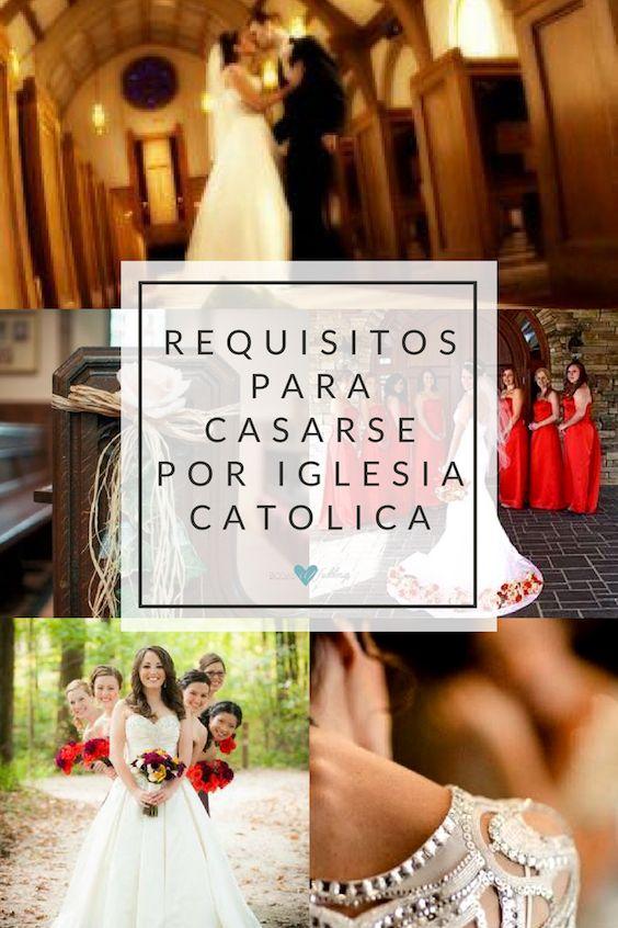 ¿Es necesario estar bautizado para casarse por Iglesia Católica? Todas las respuestas a tus preguntas en este artículo.