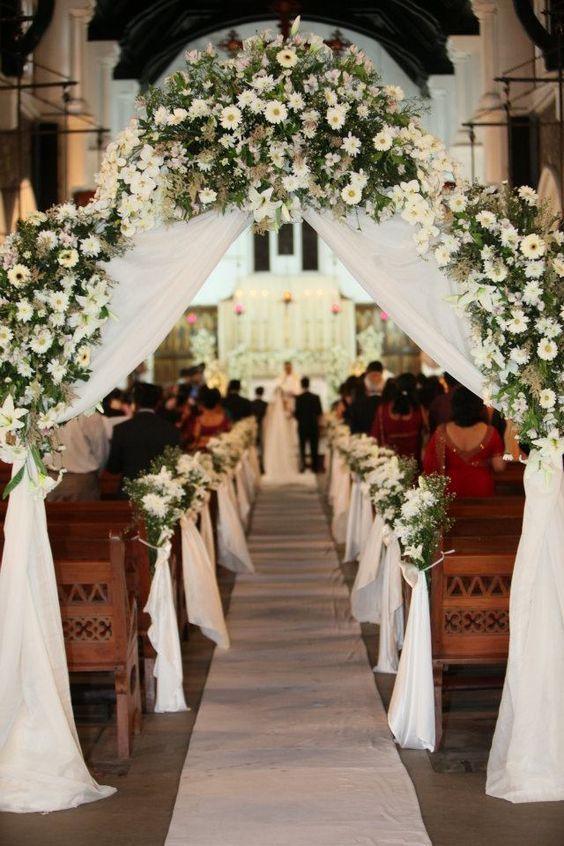 La decoración floral es costosa y es necesario poder presupuestarla bien.
