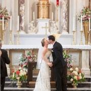 Una boda que cumple con todos los requisitos de la Iglesia Católica para contraer matrimonio.