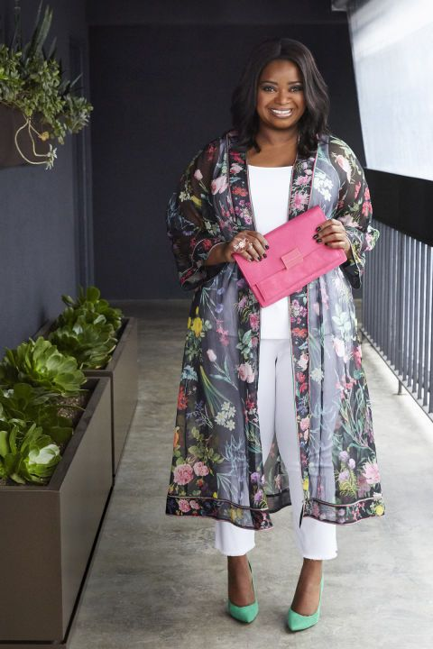 Who doesn't love Octavia Spencer style? Get inspired by the star of The Shack.