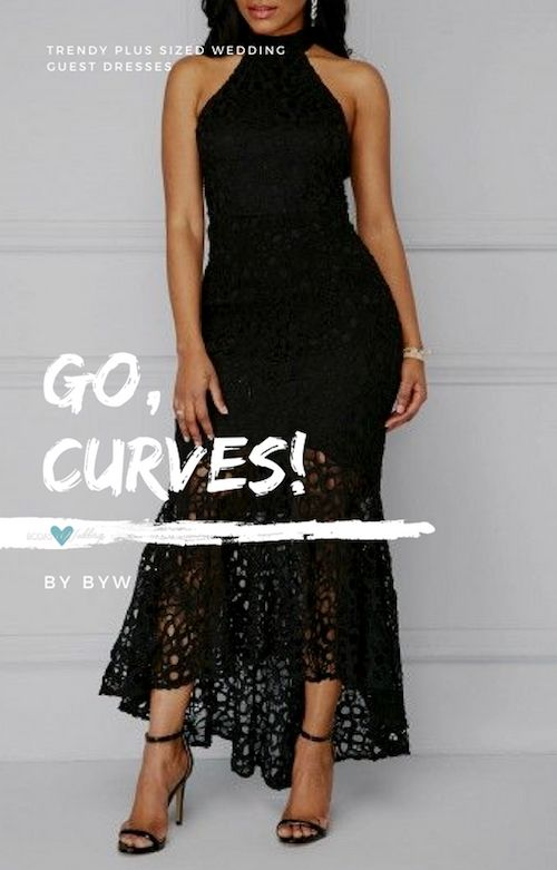 Curve hugging sleeveless sheath lace dress. In love!