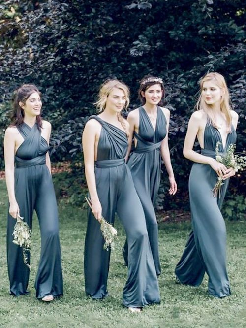 Let your bridal squad rock with these bridesmaid dress etiquette tips and trends, the ones you need to know.