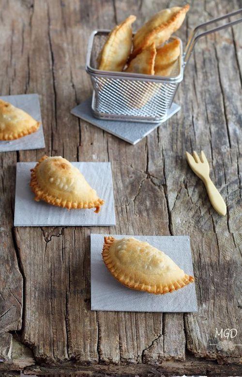 Ideas para la comida de una boda rústica: vino, empanadas y luego un asado. Foto: migrandiversion.