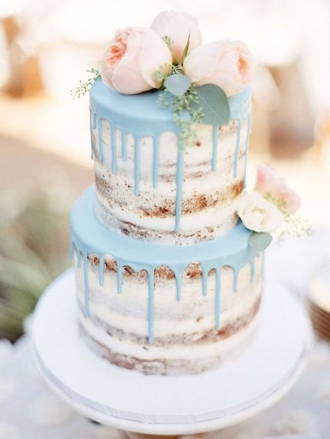 Say yes to the awe-inspiring drip cakes!