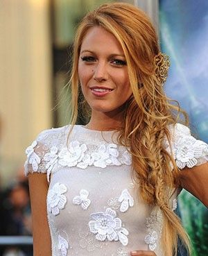 Chic, easy and fast to attend all those pre-wedding get togethers! Just like the beautiful Blake Lively!