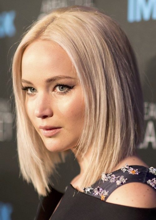Many of the most beautiful Hollywood stars have hooded eyes and look divine. So should you! Jennifer Lawrence.