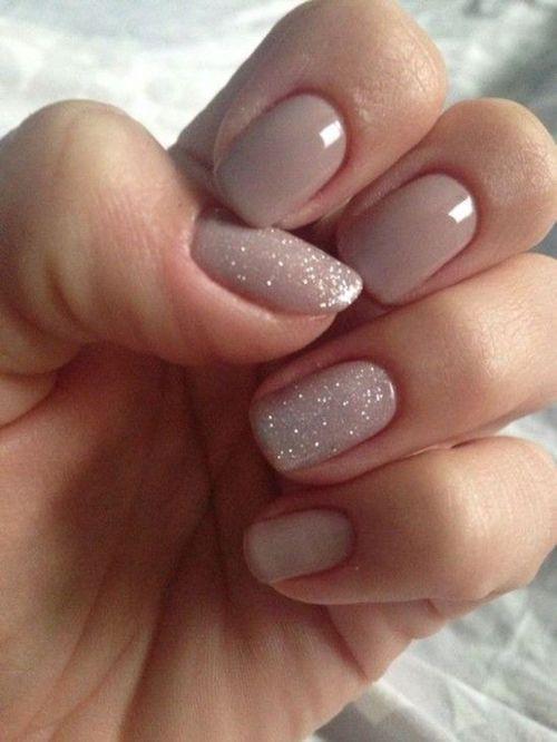 Tendencias en uñas para boda 2019 para lucir manos impecables en tu civil.