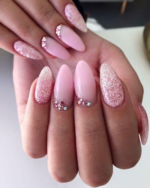 Las uñas ovaladas ya no lucen tan largas en la temporada que se viene.