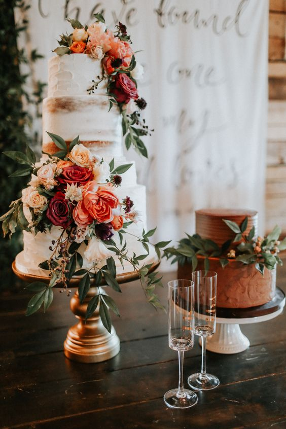 When is the groom's cake served and how many portions should it have? We give you the answers.
