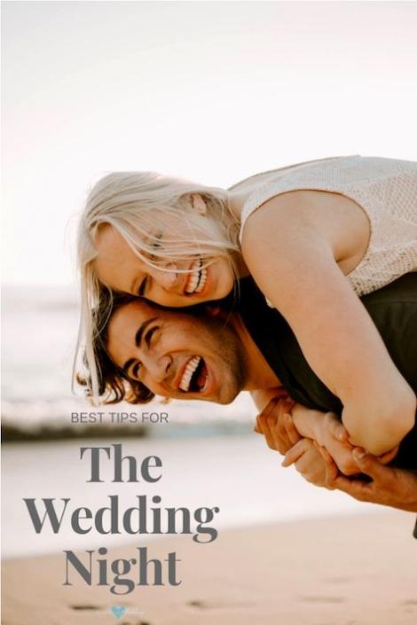 10 wedding night ideas to make magic together. Photo: Dani Vivanco Laguna Beach/BYW.