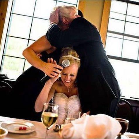 Hilarious wedding fails!