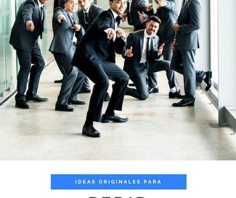 ¿Conoces a sus compañeros de oficina? Hazlos cómplices de tu propuesta matrimonial y arma un flashmob único. Foto: Hermes Rivera/BYW @hermez777