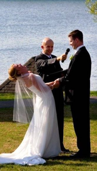 Unbelievable wedding fails!