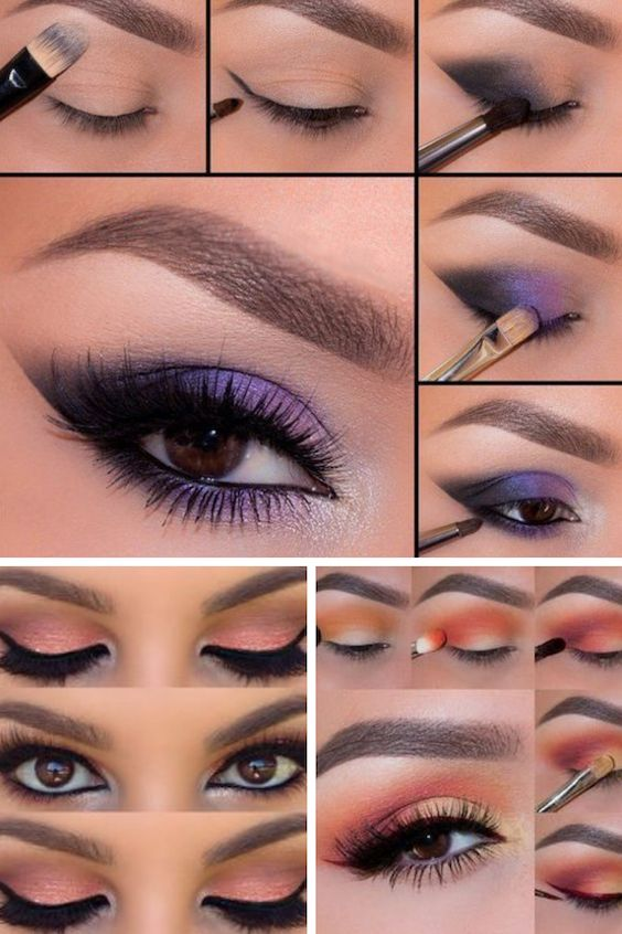 The best makeup tips for brown eyes to make them look larger than life!