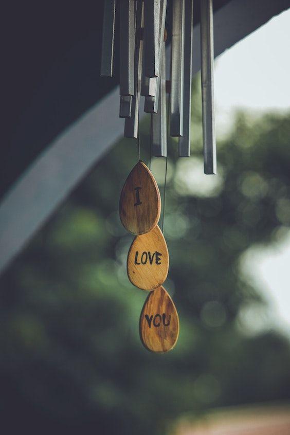Recuérdame cuando sople la brisa. Regalos para el día del amor.