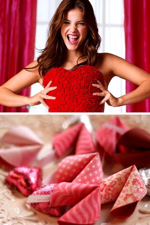 Nos encantan las sorpresas para San Valentín.