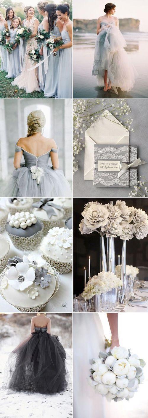 Piensa en las bodas que te impresionaron e inspírate en ellas para escoger el estilo de la tuya.