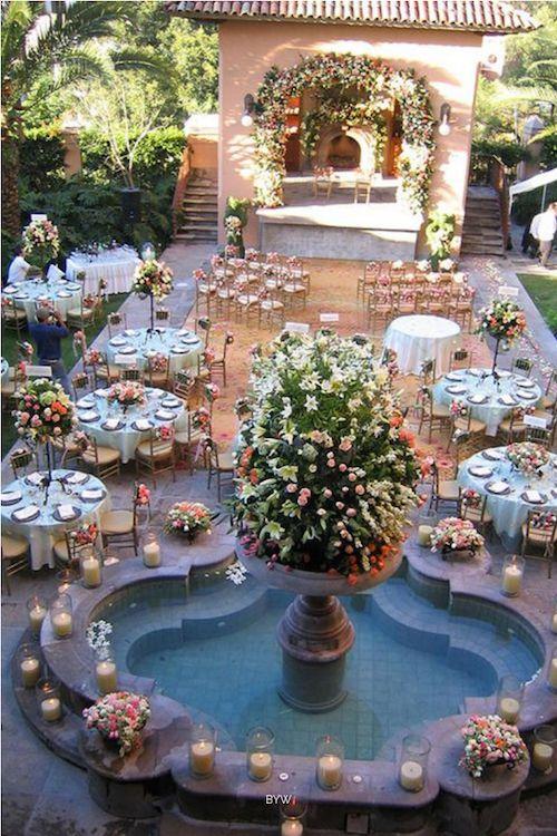 Hasta la decoración de tus mesas depende del estilo que elijas.