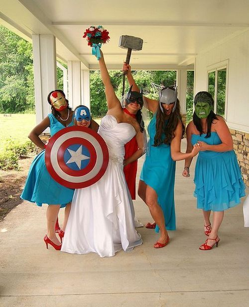 Remember to schedule some fun activities with your bridesmaids. They have helped a LOT!