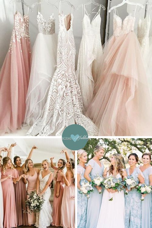 As a maid of honor you get to help the bride pick the bridesmaids dresses and your own.