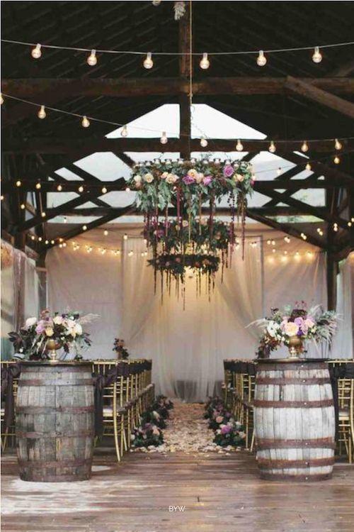 Antes de comenzar a planear tu boda, debes elegir su estilo. Foto: Martha Stewart Weddings.