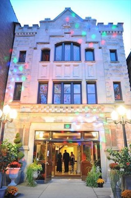 Stan Mansion en Chicago, IL, un salón de bodas inigualable.