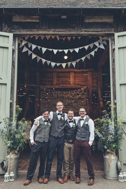 A guide to know how to choose groomsmen for your wedding and nail it.