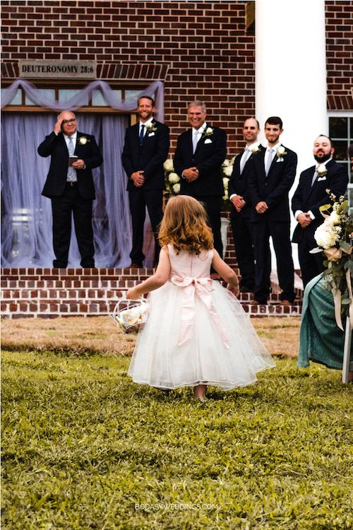Traditionally some members of the family had to be picked as your groomsmen.