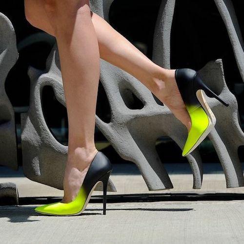 Stilettos tan fabulosos como tu.