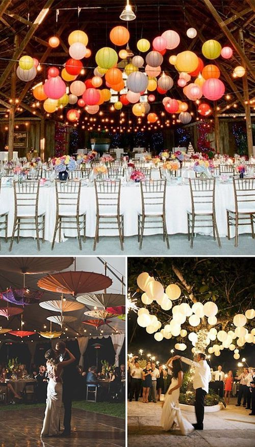 Whimsical wedding dance floor decor ideas that will get the party going.