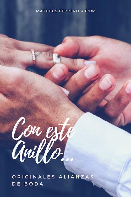 Con este anillo... Fotografía: Matheus Ferrero/ BYW New York.
